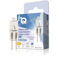 LAMP HQH G4 CAPS 002 Dimmable Λαμπτήρας αλογόνου G4, 10W
