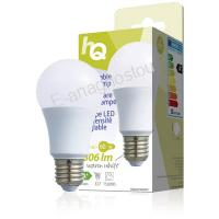 LAMP HQL E27 A60004 Λαμπτήρας οικονομίας Dimmable LED Ε27, 9.5W