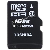 TOS MICROSD 16GB HS STANDARD WITH ADAPTER NEW