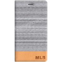 MLS FLIP CASE SILVER FOR ENERGY 4G