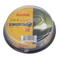 KODAK CD-R 52x 700MB 10-Pack Εγγράψιμα CD-R